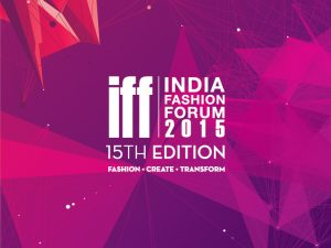India Fashion Forum 2015