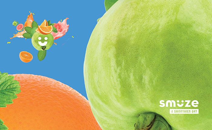 orange guava art