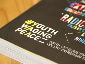 UNESCO MGIEP – Youth Waging Peace