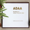 ADAA Coffee Table Book for Samsung