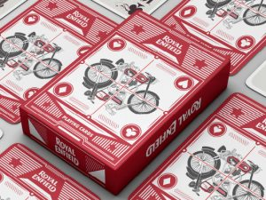 Royal Enfield_Playing Cards